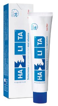 Pasta Dentífrica HALITA®